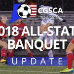 2018 All State Banquet New Date and Time