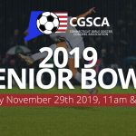 2019 Senior Bowl – Friday November 29th @ Middletown High School 11 am and 1pm